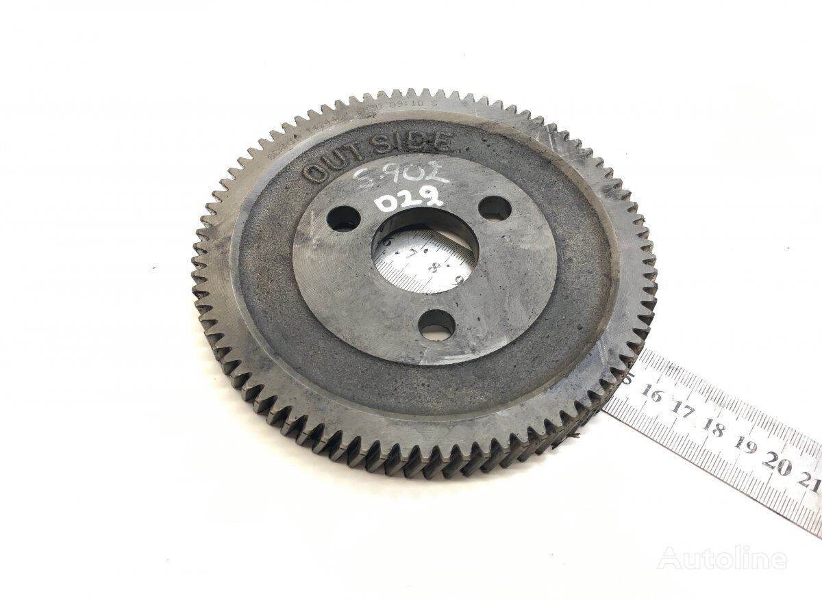 SCANIA (1424466) camshaft gear for SCANIA P G R T-series (2004-) tractor unit