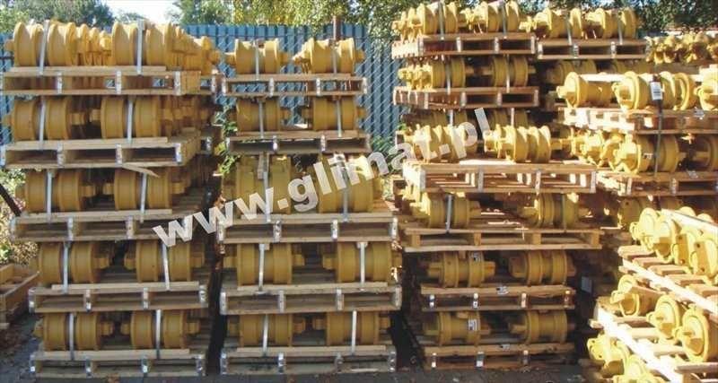 new JCB carrier roller for JCB JS220 construction equipment