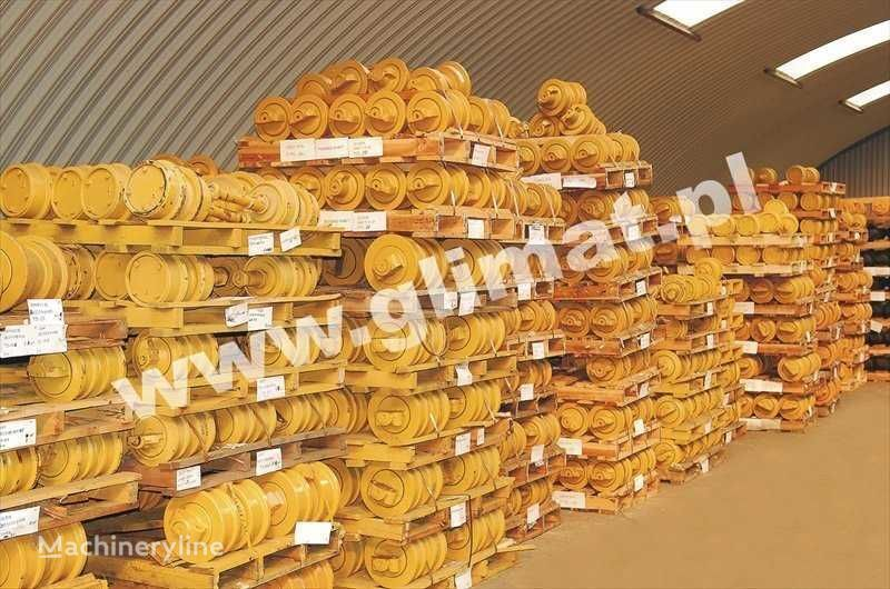 KOMATSU carrier roller for KOMATSU PC340 construction equipment