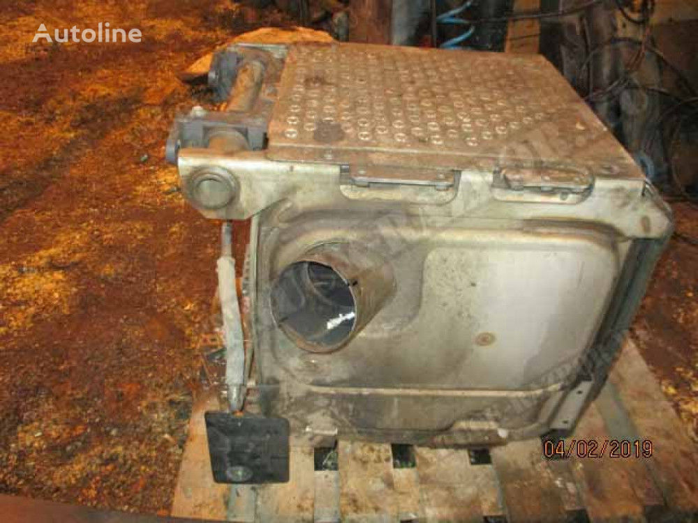 catalyst for MERCEDES-BENZ tractor unit