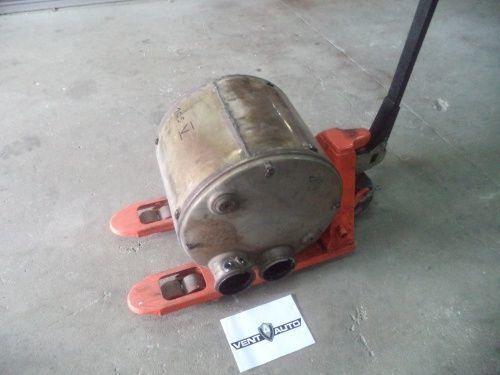 DAF 5 SOND catalyst for DAF XF 105 tractor unit