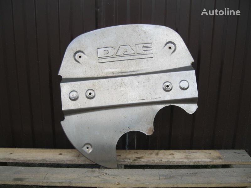 DAF OSŁONA KATALIZATORA catalyst for DAF XF 105 / CF 85 tractor unit