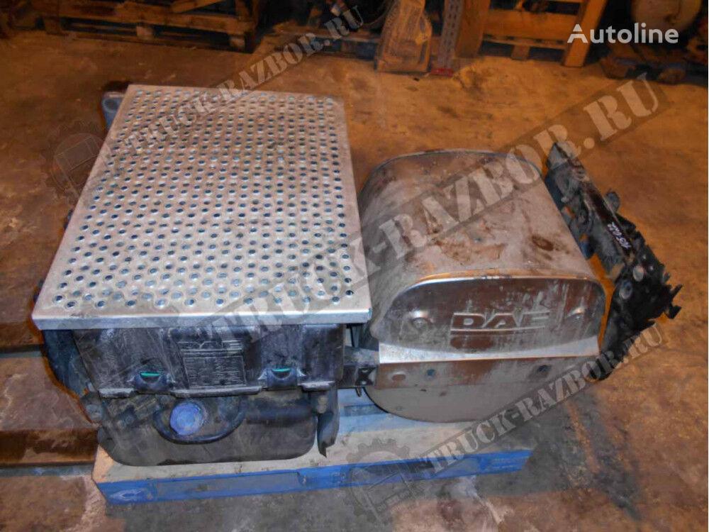 DAF v sbore catalyst for DAF tractor unit