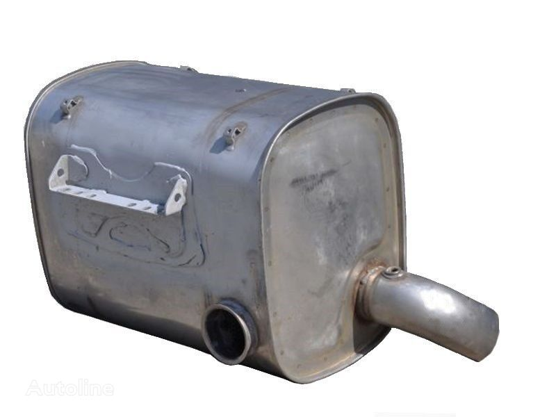 IVECO Euro 5 (504135181) catalyst for IVECO Euro Cargo truck