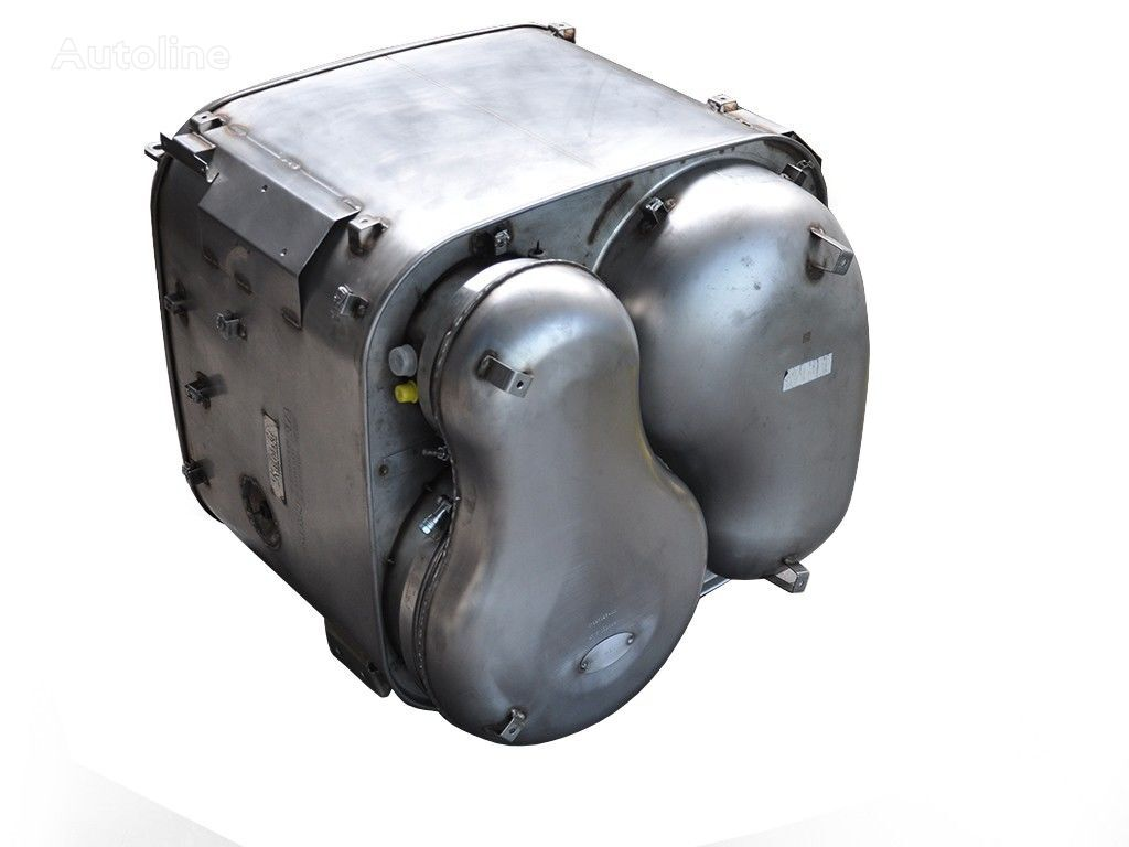 MAN Euro 6 (81151036115) catalyst for MAN TGX truck