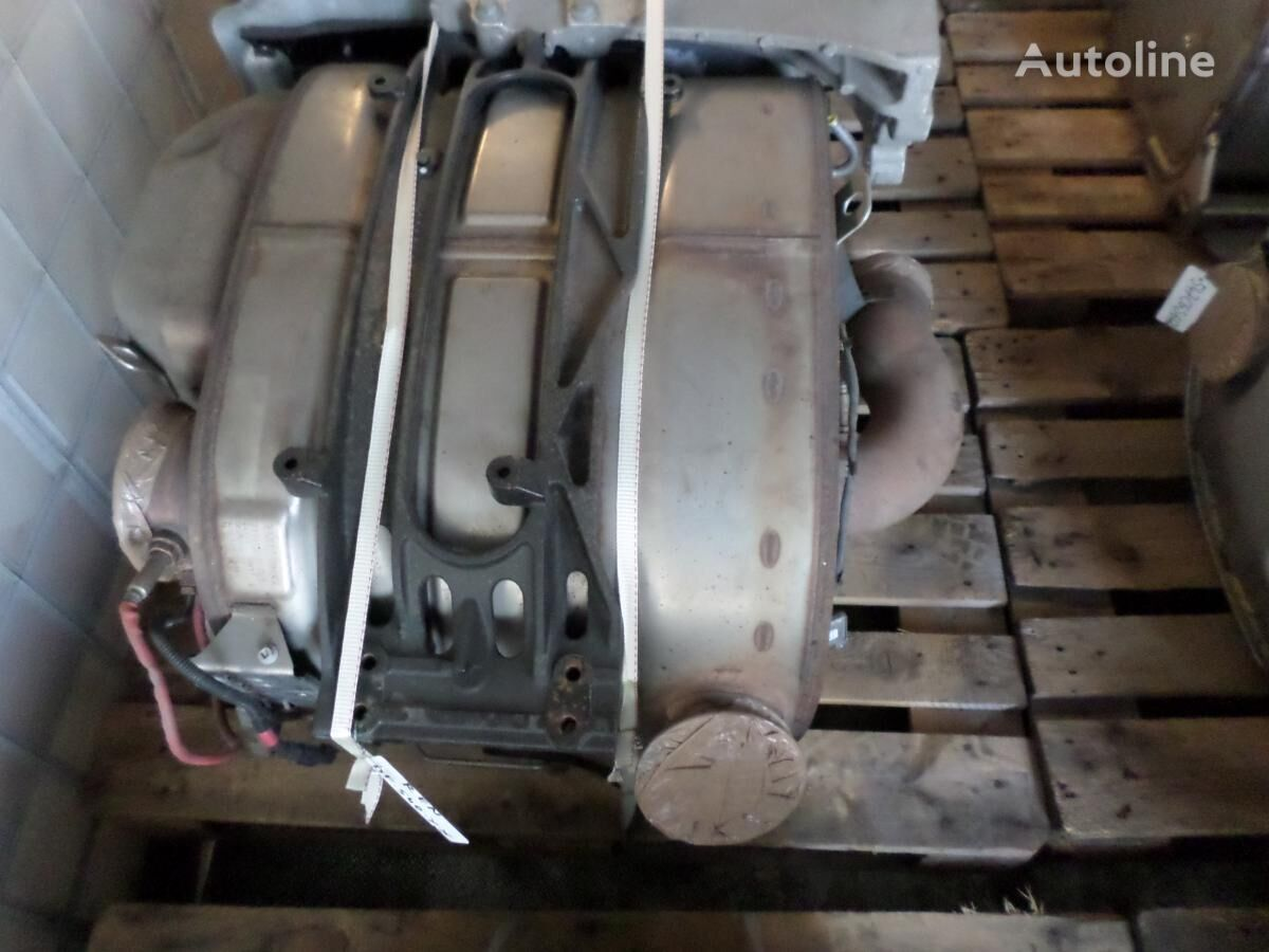 RENAULT T460 catalyst for RENAULT T460 tractor unit
