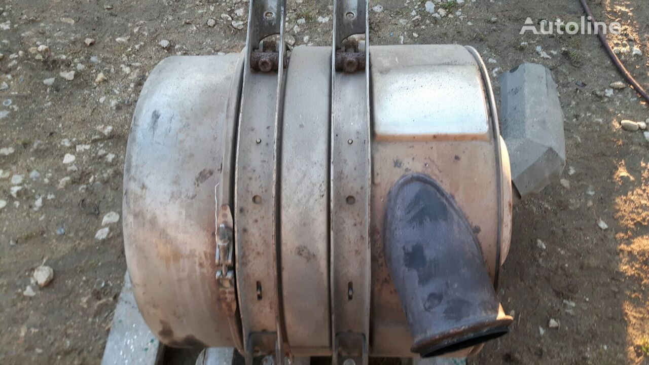 SCANIA 124R420 catalyst for SCANIA 124R420 tractor unit