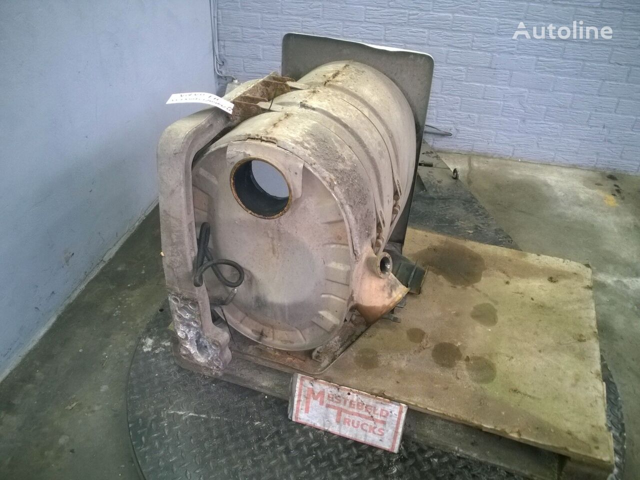 VOLVO catalyst for VOLVO Katalysator FH tractor unit