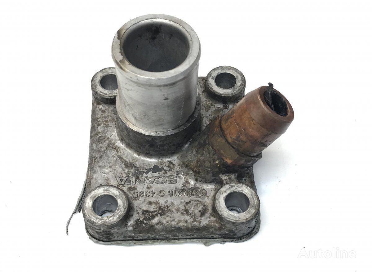 central lubrication for SCANIA P G R T-series (2004-) truck