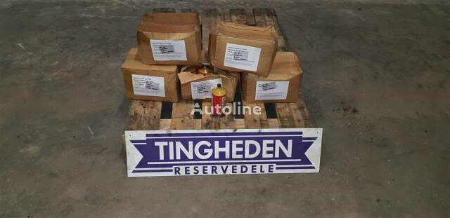 Fedtpatroner central lubrication for truck