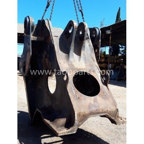 chassis for KOMATSU WA600-6 construction equipment