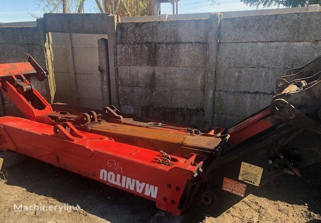 chassis for MANITOU 634  telehandler