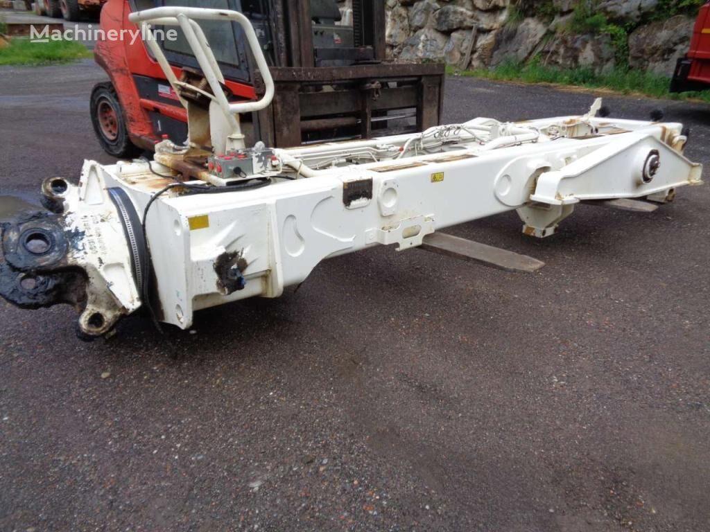 chassis for CATERPILLAR 740 B articulated dump truck