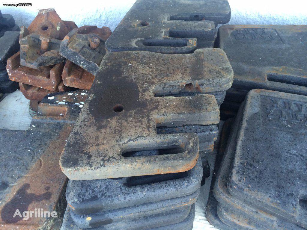 DEUTZ-FAHR chassis for DEUTZ-FAHR D 06-07 tractor