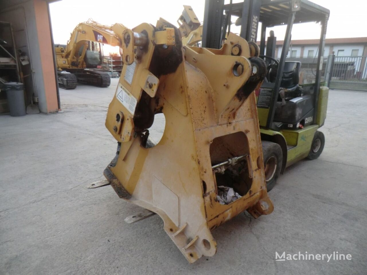 FRONT chassis for CATERPILLAR 928G  wheel loader
