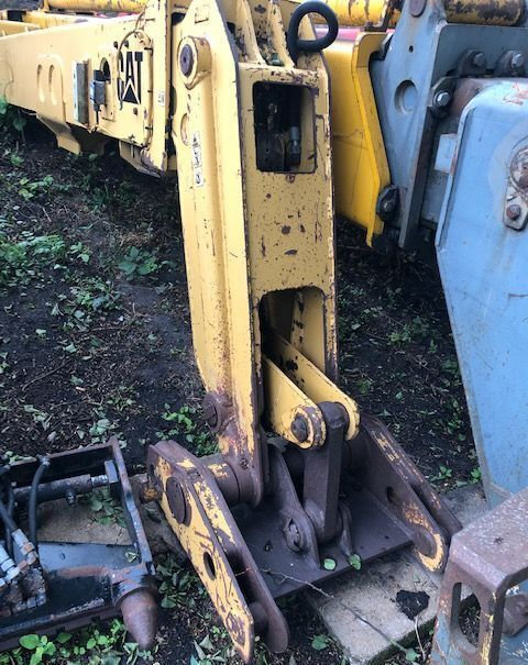 Ramie chassis for CATERPILLAR TH 62  telehandler