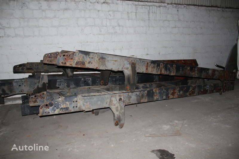 damaged SCANIA R420 Euro5 chassis for SCANIA tractor unit