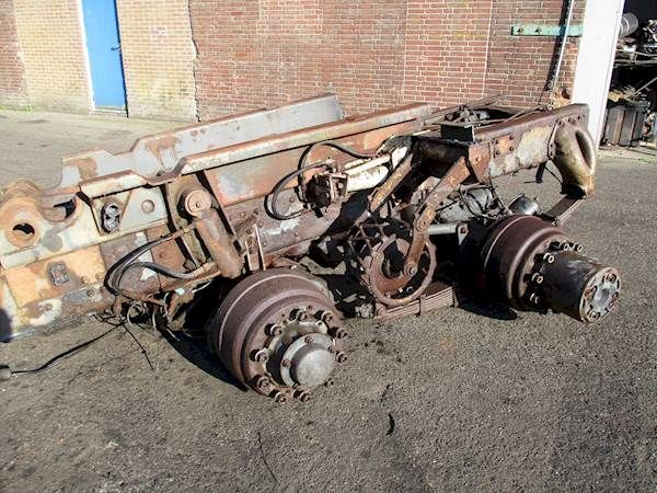 SCANIA RP832 + AS900 (AD1500P) chassis for truck