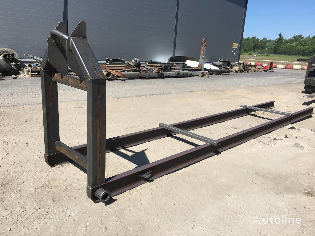 new SUVANTO lava vaihtolava chassis for truck