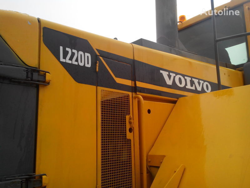 VOLVO chassis for VOLVO L220 wheel loader