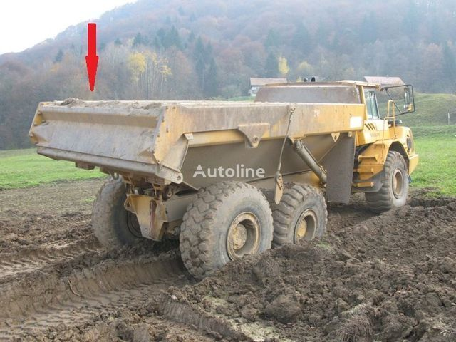 chassis for VOLVO A25, A30, A35 special dumper
