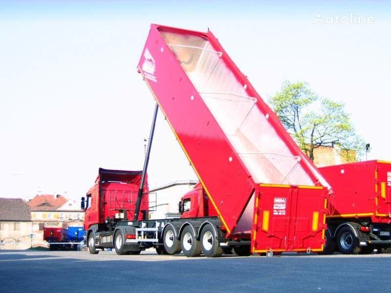 remont alyuminievyh ram i kuzovov, bakov, detaley chassis for semi-trailer