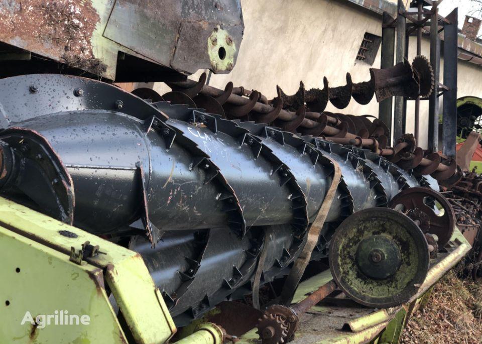 Rotory chopper for CLAAS Lexion grain harvester