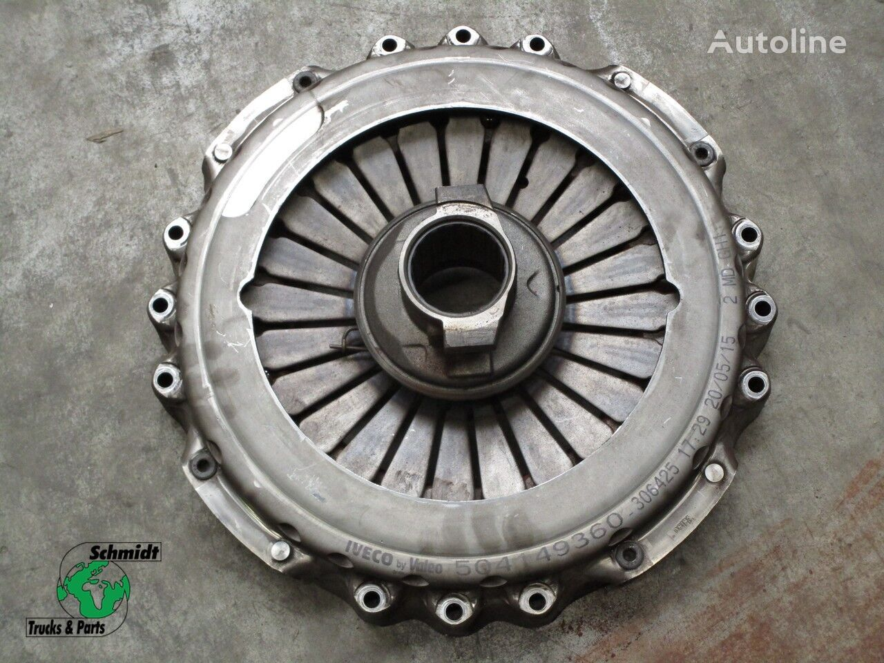 clutch for IVECO truck