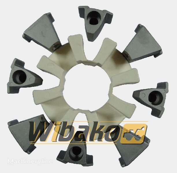 Coupling 110H+AL clutch plate for 110H+AL other construction equipment