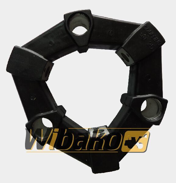 Coupling 25AS clutch plate for 25AS excavator