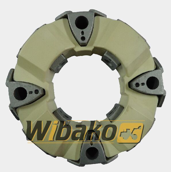 Coupling 50H+AL clutch plate for 50H+AL excavator