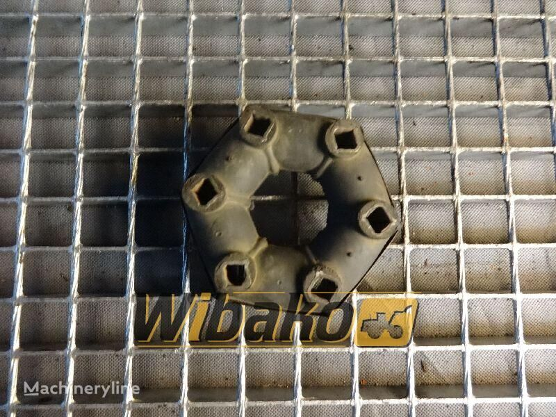 Coupling Juboflex 632505 clutch plate for 632505 (0/50/140) excavator