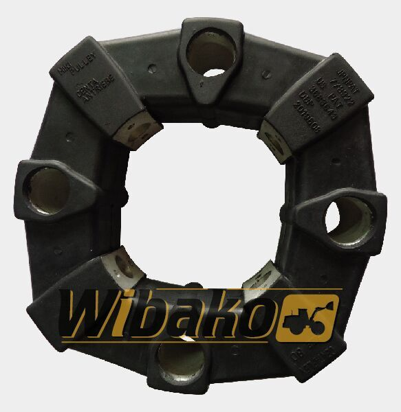 Coupling 80AS clutch plate for 80AS other construction equipment