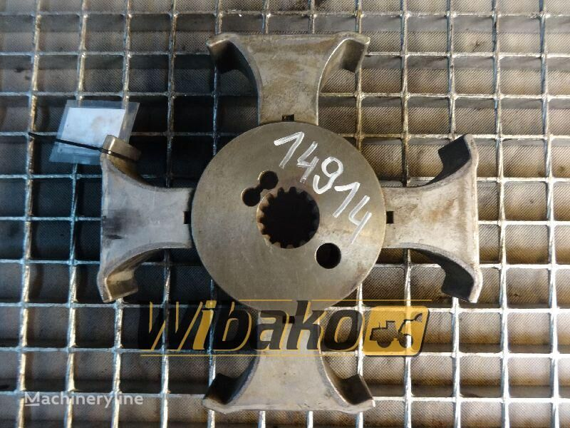 Centaflex 140H (14/40/125) clutch plate for DAEWOO 280LC excavator