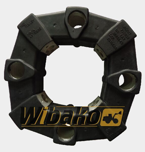 Coupling 80A clutch plate for 80A excavator