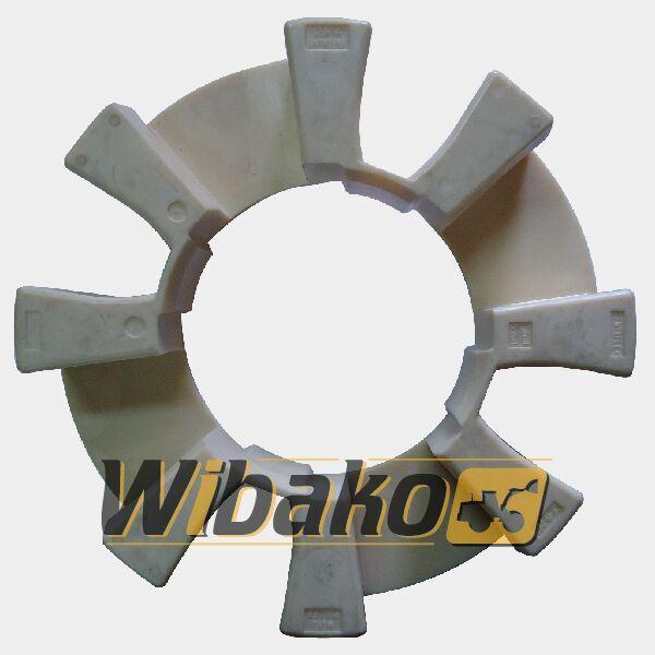Coupling Centaflex 240H clutch plate for 240H bulldozer