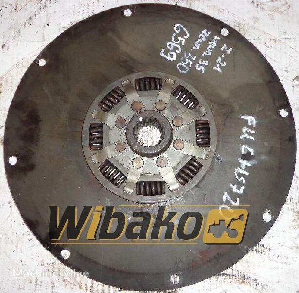 F&S clutch plate for FUCHS 720 excavator