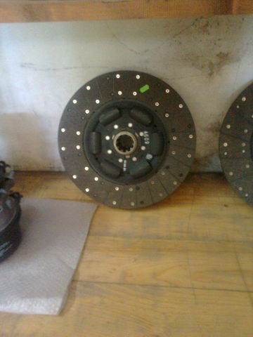 new KAWE Holland 1878038041  4612S  81303010434   81303010466 clutch plate for MAN tgA tractor unit