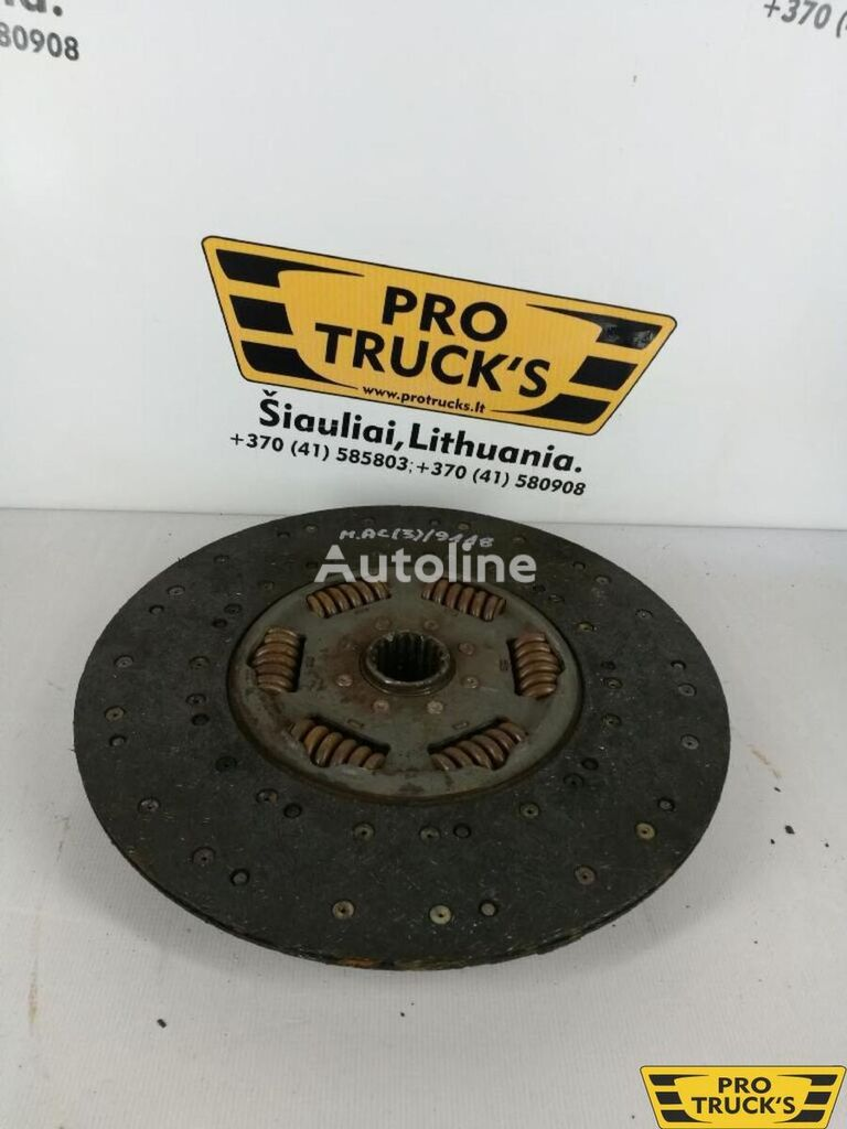 MERCEDES-BENZ clutch plate for truck
