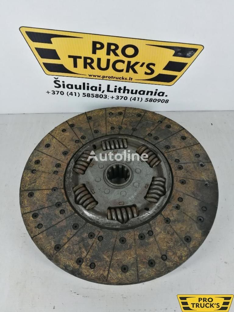 RENAULT clutch plate for truck