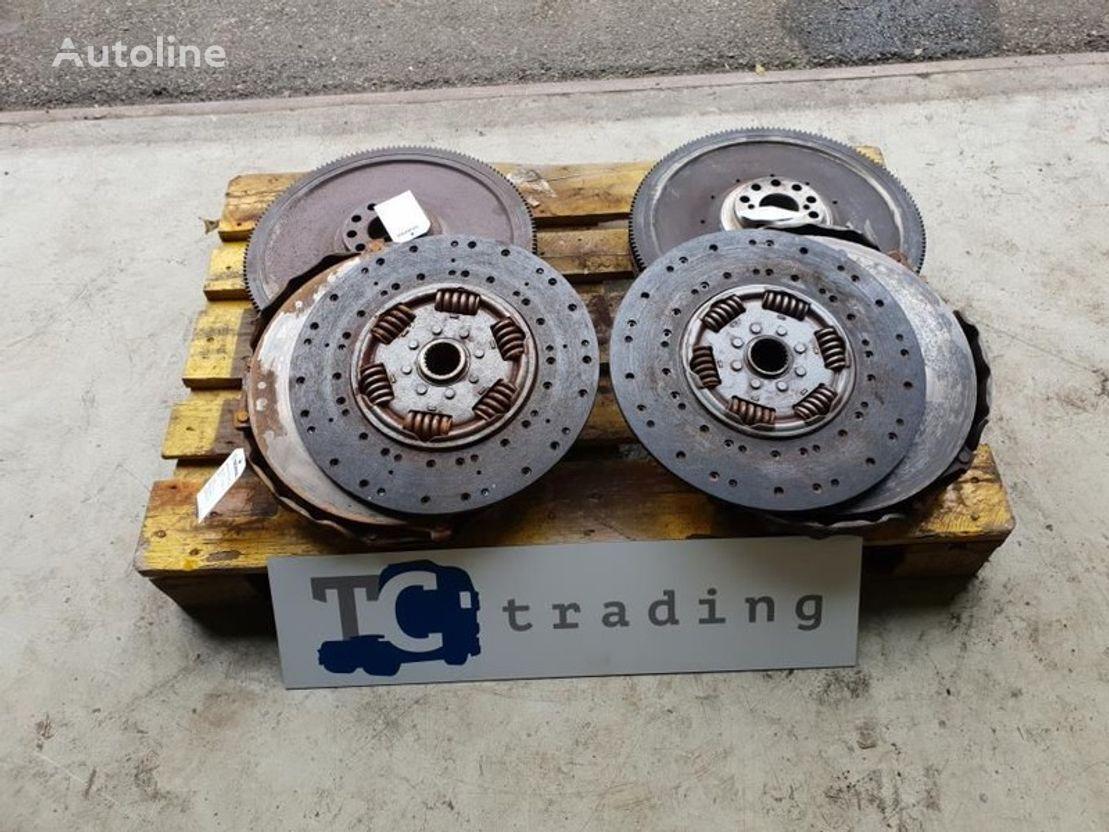 SCANIA vliegwiel / drukgroep clutch plate for truck