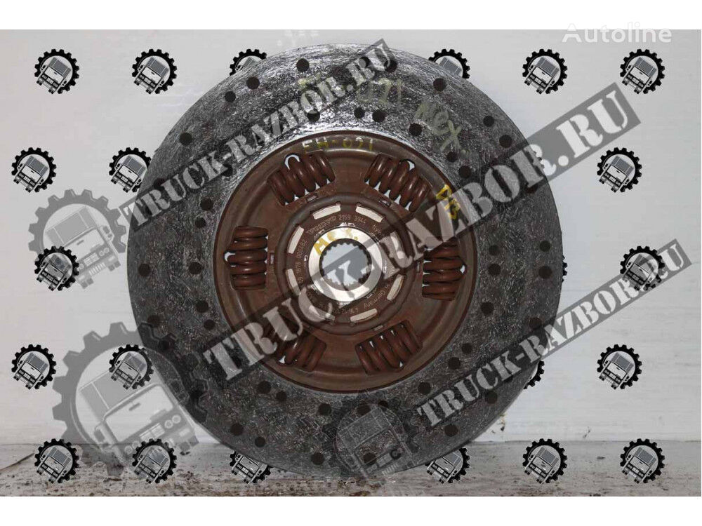VOLVO clutch plate for VOLVO FH 2014g. D13 mehanika tractor unit