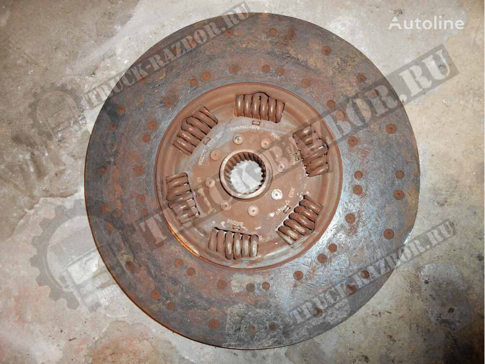 VOLVO (8172802) clutch plate for VOLVO tractor unit