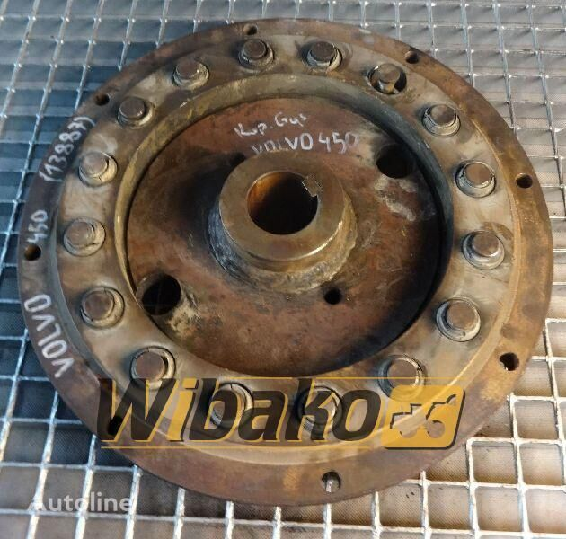 Coupling Volvo 450 clutch plate for VOLVO 450 (0/60/465) van