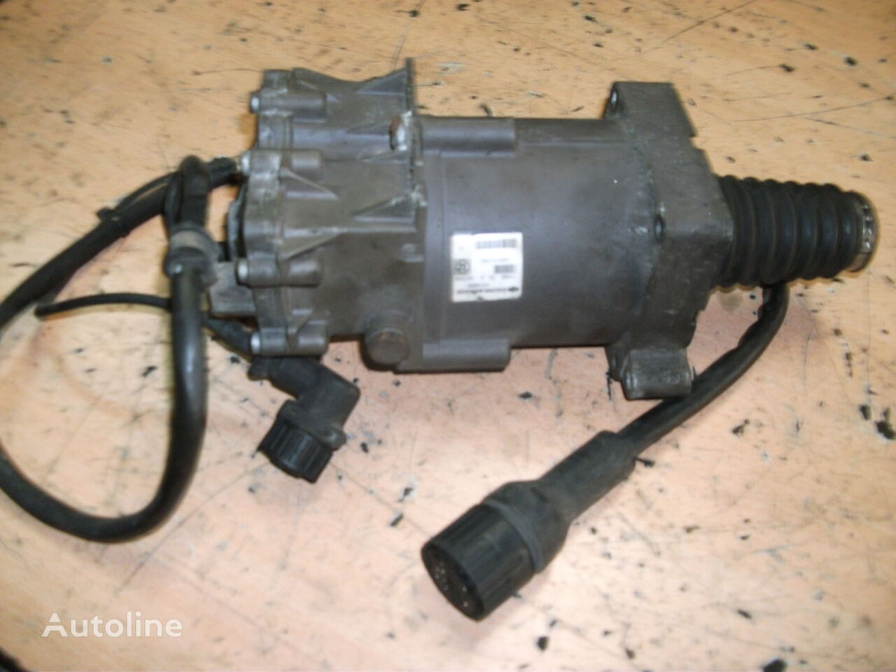 clutch slave cylinder for SETRA 415HD-HDH bus
