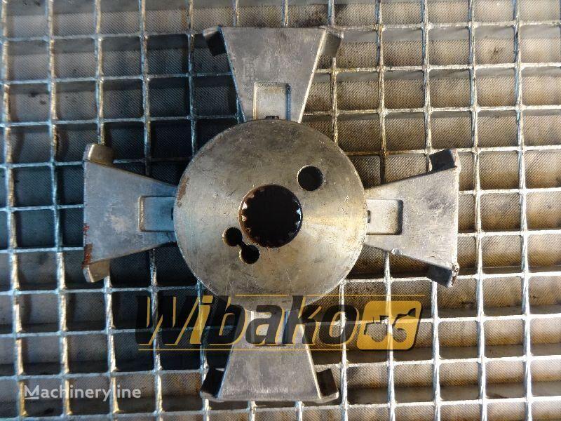 Coupling Centaflex 160H clutch for 160H (14/40/125) excavator
