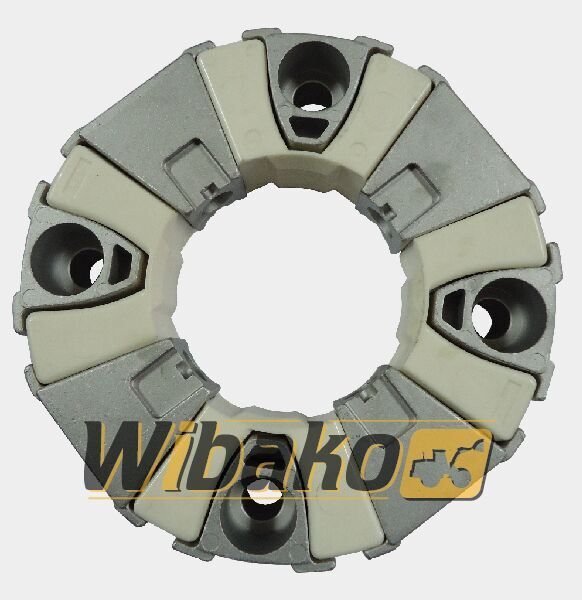 Coupling 160H+AL clutch for 160H+AL other construction equipment