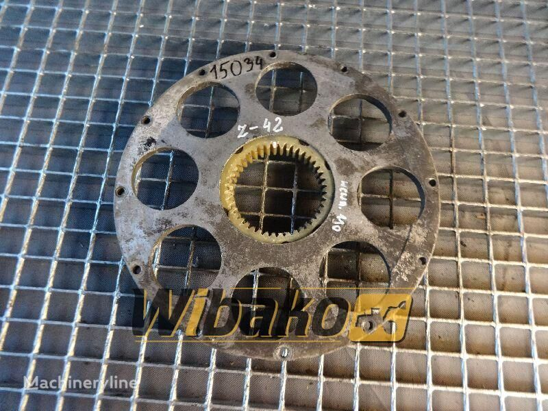 Coupling 42/110/360 clutch for 42/110/360 excavator