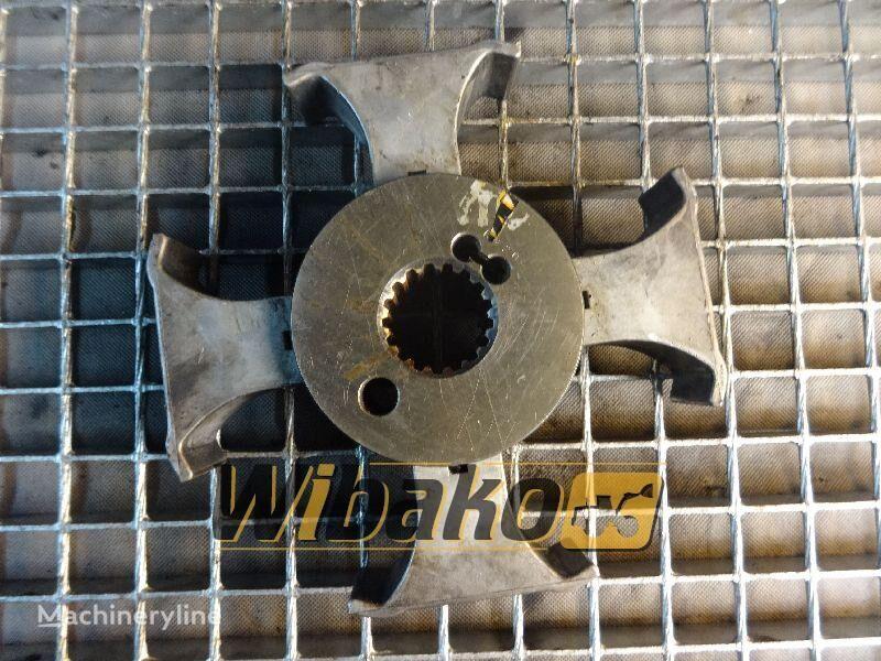 Coupling Centaflex 140H clutch for 140H (17/45/125) excavator