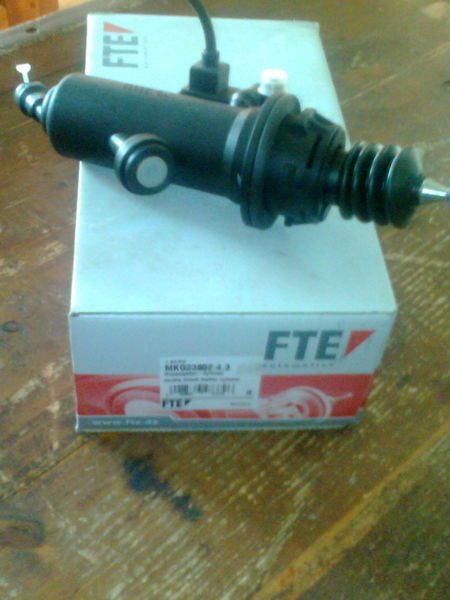new FTE Cilindr MKG2385243      81307156154 clutch for MAN TGA tractor unit